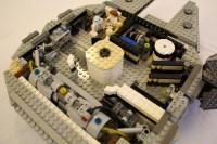 Lego Star Wars Millennium Falcon 7190 Custom Rebuild ...