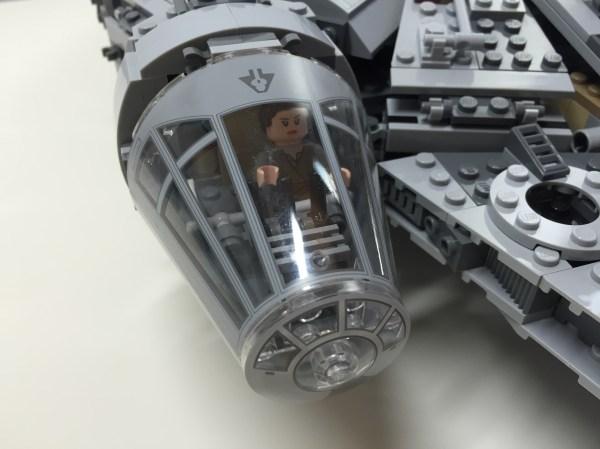Awakens Millennium Falcon Cockpit - Year of Clean Water