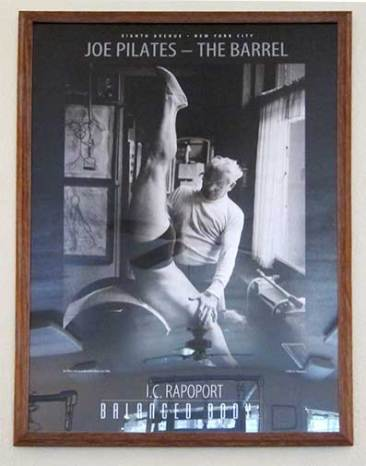 Joe Pilates - the barrel - IC Rapoport - Balanced Body