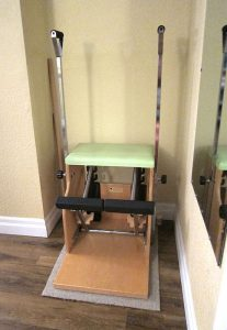 Pilates equipment - Wunda stool