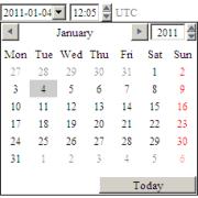 html5 datetime