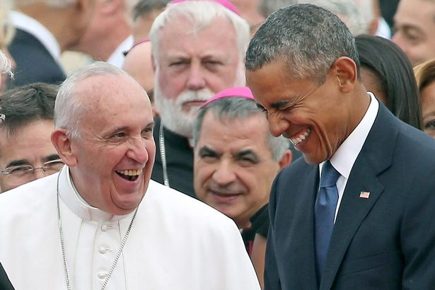 Pope-Francis-arrives-in-the-US--and-is-driven-around-in-a-FIAT