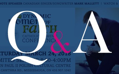 Questions & Answers About Conference & CAG Event