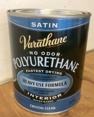 Varathane Crystal Clear Satin