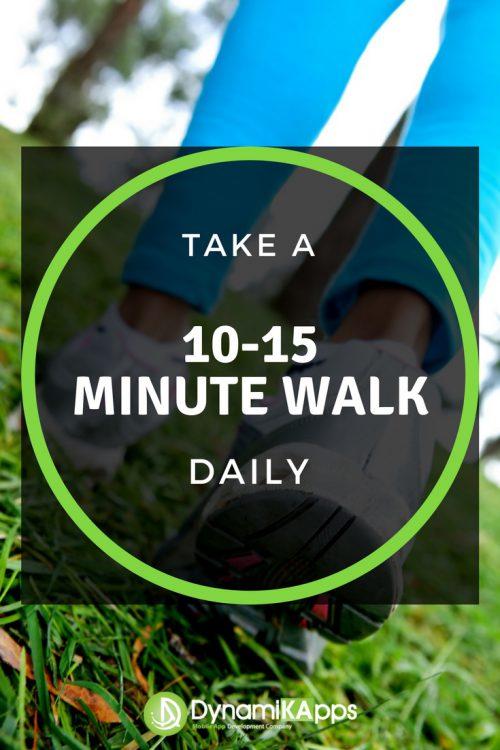 Walk Daily
