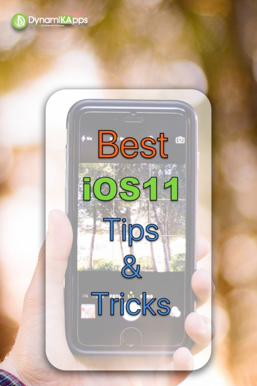 iOS11 Tips Tricks