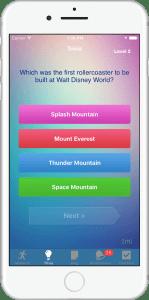 ThemeParkHipster App