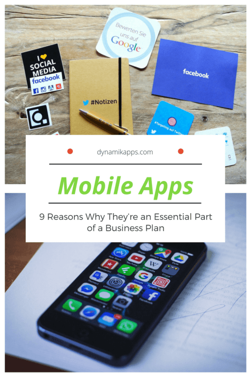 Reasons why businesses need an app