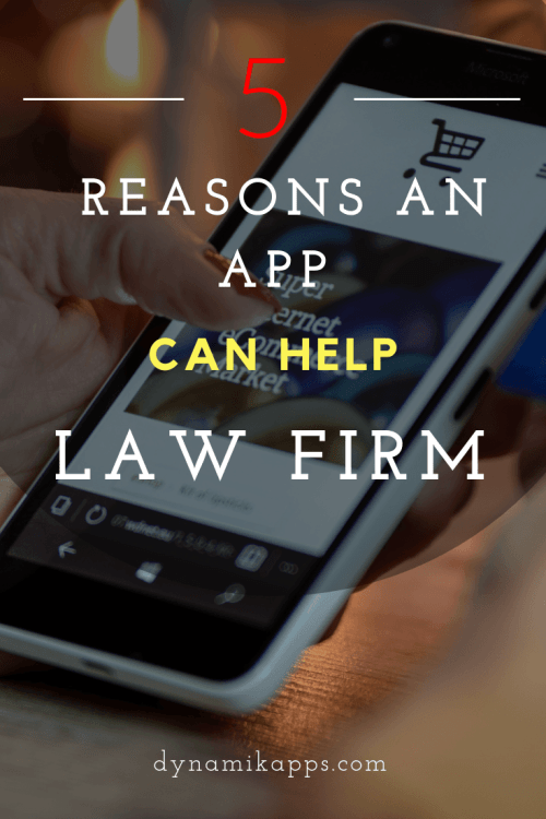 app for law firm