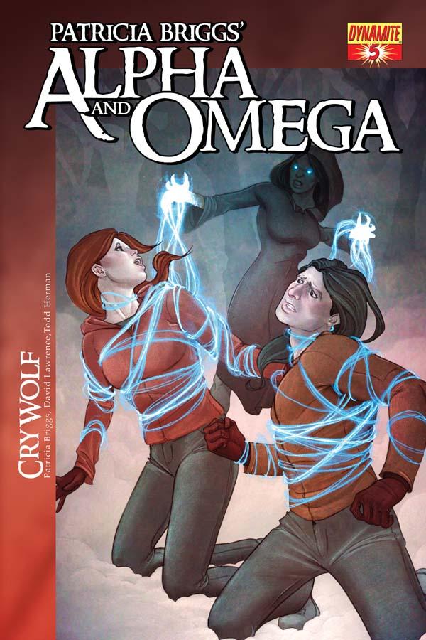 Alpha Et Omega Tome 5 Epub : alpha, omega, Dynamite®, Patricia, Briggs', Alpha, Omega: