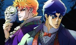 Episode 76 – JoJo's Bizarre Adventure