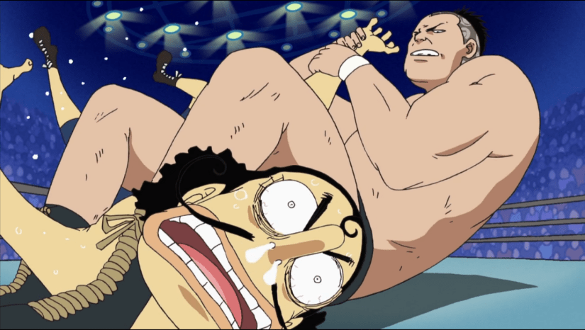 Episode 175 – The Anime 'n' Wrestling Connection (Part 1)