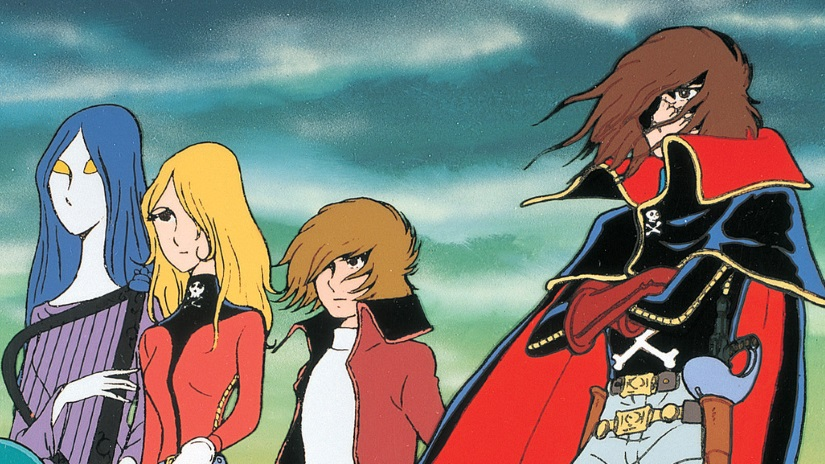 Episode 180 – Classic Leiji Matsumoto Anime