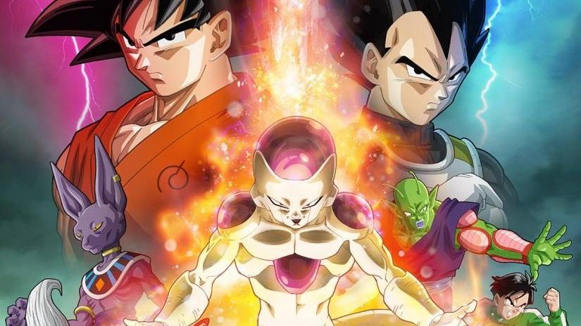 Episode 209 – Dragon Ball Z: Resurrection 'F'
