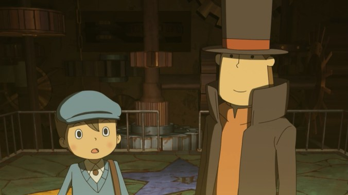 Episode 248 – Professor Layton & The Eternal Diva