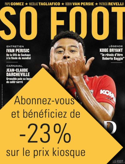 Magazine so foot - Toute l'actu du monde du football