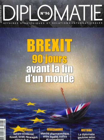 Diplomatie Magazine - Presse sur la géopolitique internationale