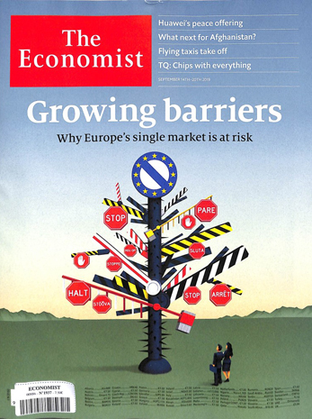 The Economist Magazin