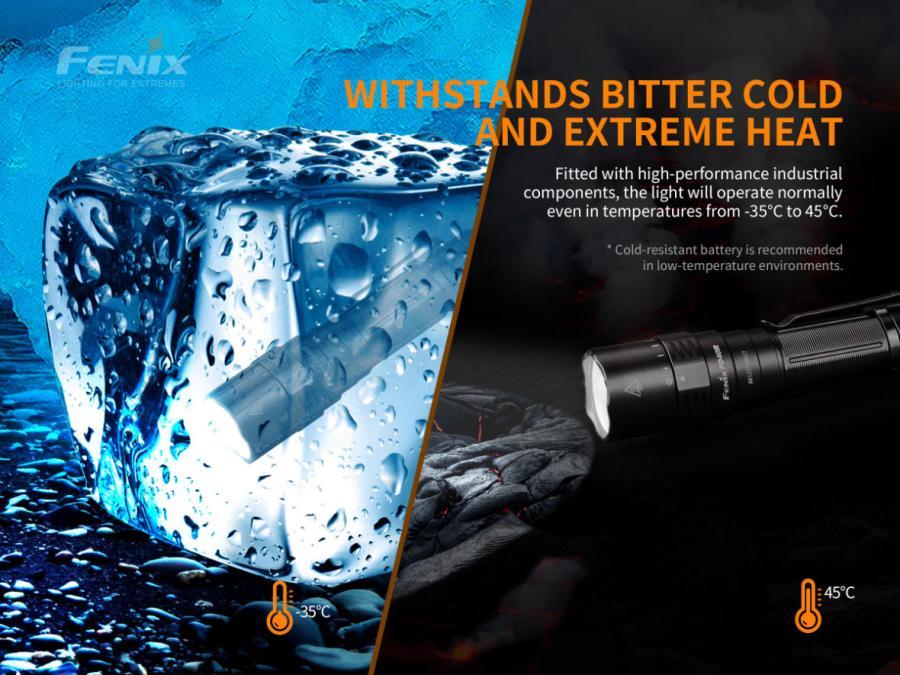 Nabíjacia LED baterka Fenix PD40R V2.0 4
