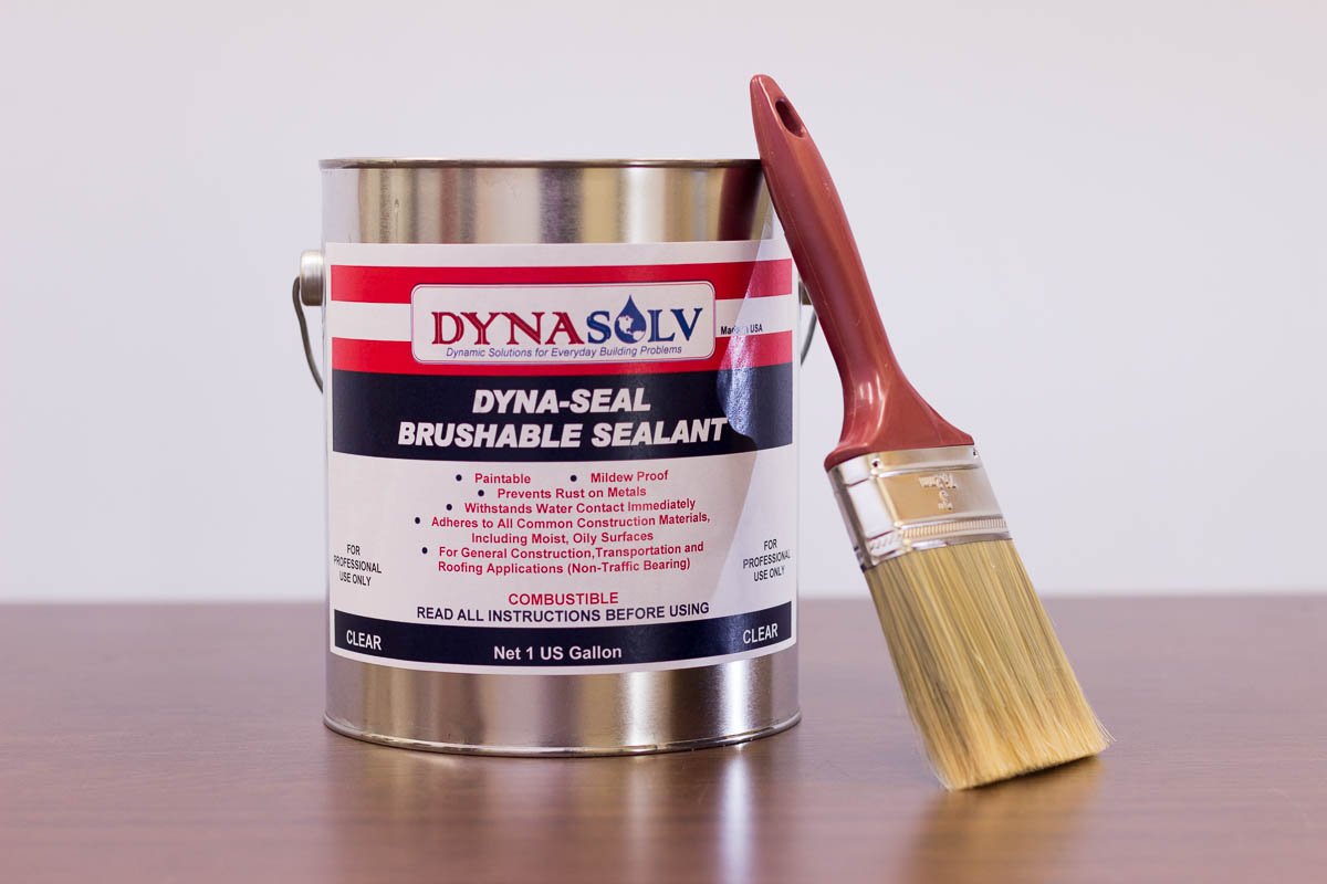 Brush On Waterproof Sealant