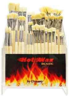 Encaustic-Hot Wax by Dynasty