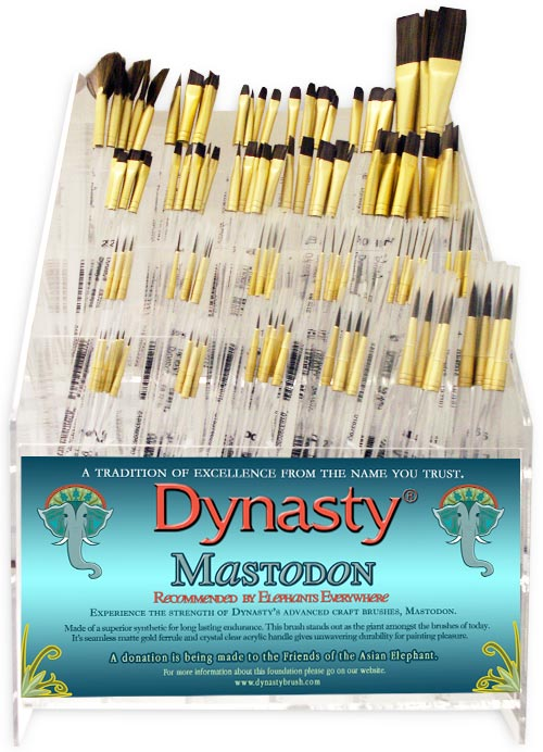 Mastodon by Dynasty Display Assortment
