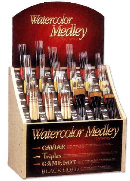 Watercolor Medley Assortment by Dynasty