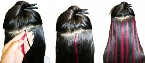 What Are Micro Loop Hair Extensions and How to Use Them