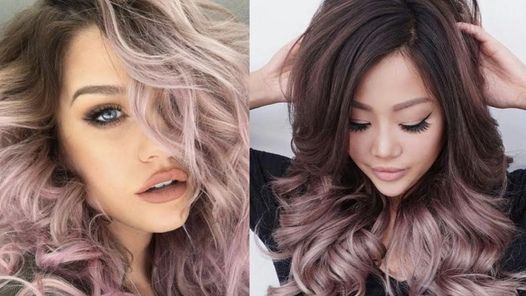 Best Colors to Dye Hair Extensions for Summer