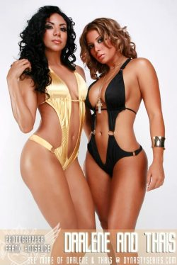 Dynasty Series Exclusive : Thais and Darlene - courtesy of Frank Hotsauce