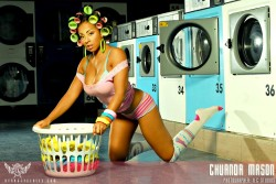 Chuanda Mason: 24 Hr Cleaners Pt.1 - courtesy of IEC Studios