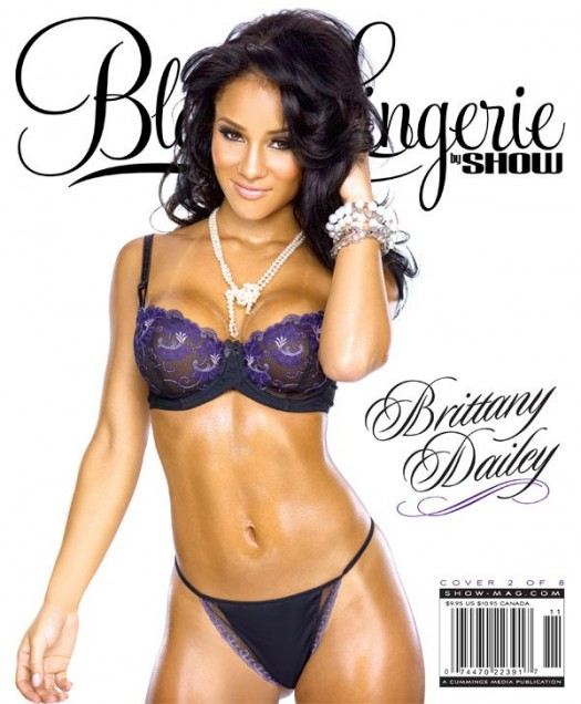New Issue of SHOW Black Lingerie with Marisa Elise, Vanessa Veasley, Diznee, Brittany Dailey, Draya, Khrysti Hill, and Alexis