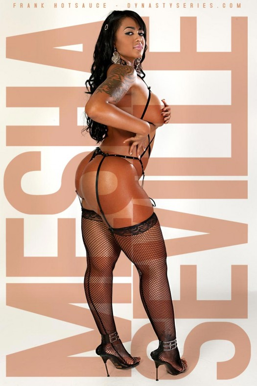 Happy Kwanzaa: Mesha Seville - courtesy of Frank Hotsauce