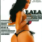 Lala on the cover of Sweets Magazine - courtesy of C.E. Wiley