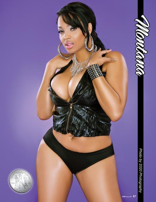 Pic of the Day: Montana DeLeon in Dimepiece - courtesy of 2020 Photography