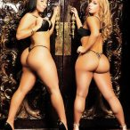 Ashley Logan and Joanna Shari: 2 Is Always Better - courtesy of Felix Natal Jr.