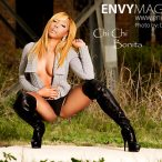 Introducing... Chi Chi Bonita - courtesy of Envy Magazine