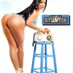 Jossie in latest issue of Straight Stuntin - courtesy of Rho Photos