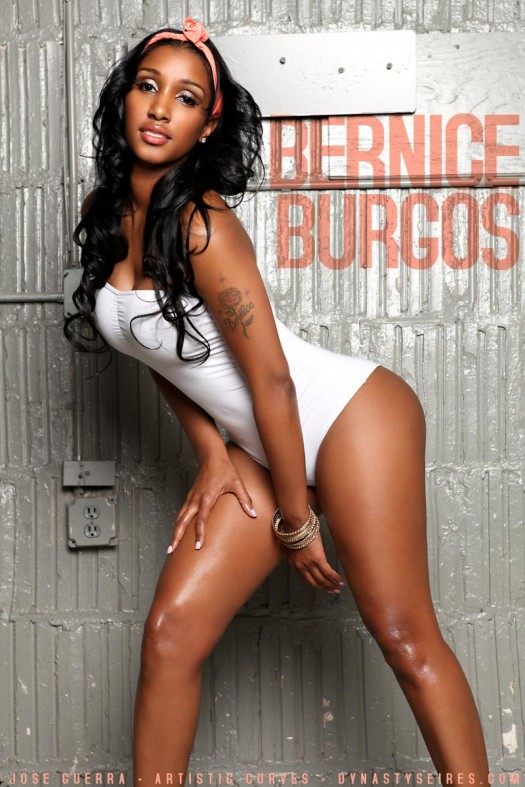 More Exclusives of Bernice Burgos - courtesy of Jose Guerra and Artistic Curves