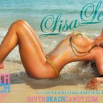 More Pics of Lisa Lee: Miami Tiles - courtesy of Jose Guerra and WET Couture Swimwear