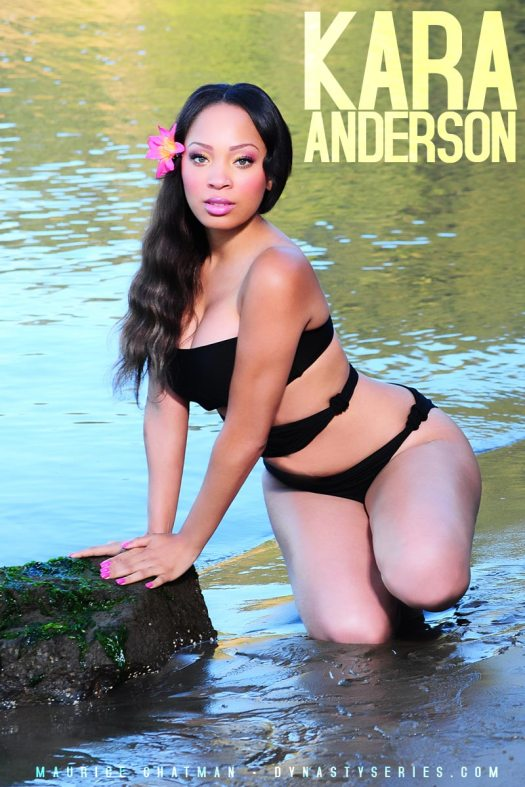 Kara Anderson: Take a Dip - courtesy of Maurice Chatman
