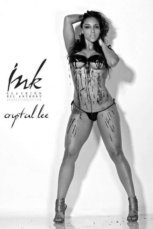 Crystal Lee: Ink - Part 3 - courtesy of Del Anthony