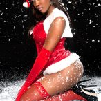DynastySeries Christmas - Raven Athena: Mrs. Claus - courtesy of Frank D Photo
