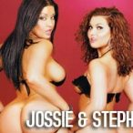 Jossie and Stephy C in the latest issue of Straight Stuntin - courtesy of Rho Photos