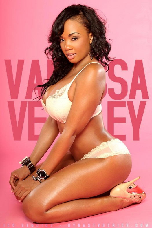More Pics of Vanessa Veasley: Beautiful V - courtesy of IEC Studios