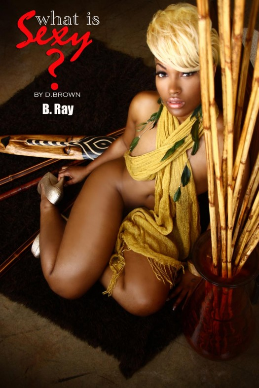 Introducing...B. Ray the Panamanian Princess - courtesy of D. Brown