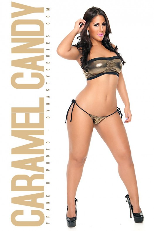 Caramel Candy: British Invasion - courtesy of Frank D Photo and 1208Models