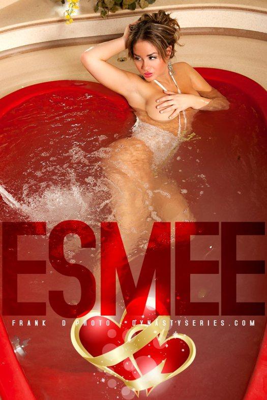 Esmee Luciano: Heart Shaped Valetine's - courtesy of Frank D Photo