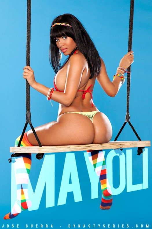 Mayoli Sena: The Swing of Things - courtesy of Jose Guerra