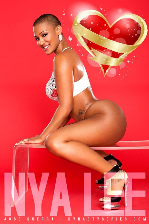 Best of Valentine's Day: Nya Lee @RealNyaLee‎ - Jose Guerra